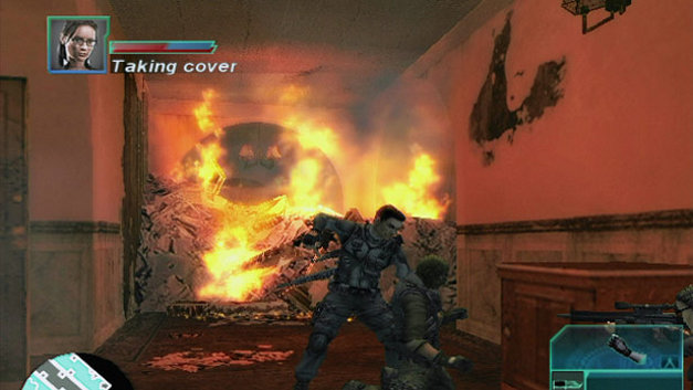 Syphon Filter®: Logan's Shadow Screenshot 7