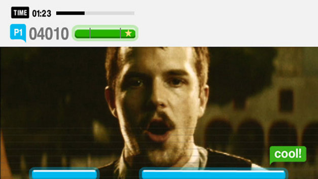 SingStar® Amped Screenshot 7