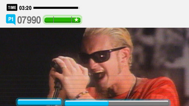 SingStar® Amped Screenshot 10