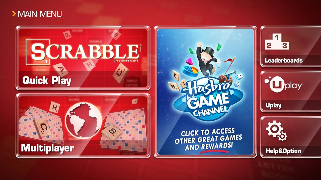 Scrabble Game | PS4 - PlayStation