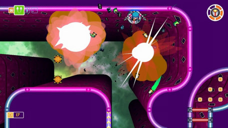 Scram Kitty DX Trailer Screenshot