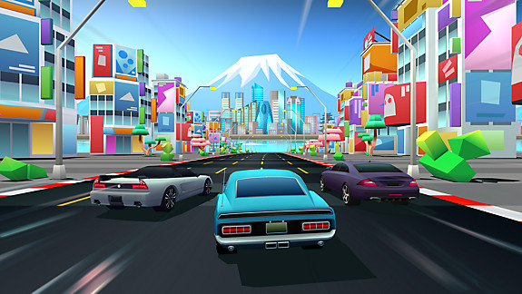 Horizon Chase Turbo - Screenshot INDEX