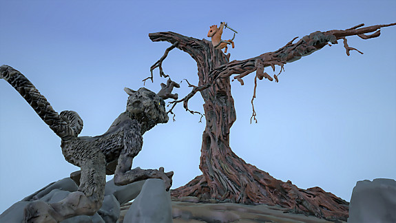 SculptrVR screenshot