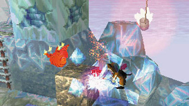 Tomba!™ 2: The Evil Swine Return Screenshot 1