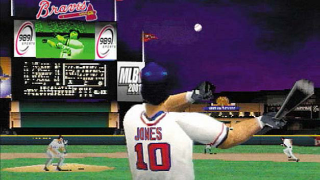 MLB™ 2001 Screenshot 1