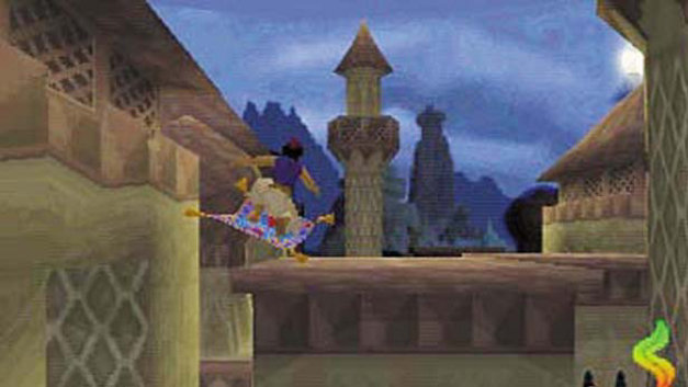 Aladdin in Nasira's Revenge Screenshot 1