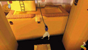 Aladdin in Nasira's Revenge Screenshot 2