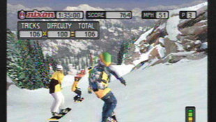 Cool Boarders® 2001 Screenshot 2