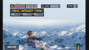 Cool Boarders® 2001 Screenshot 3