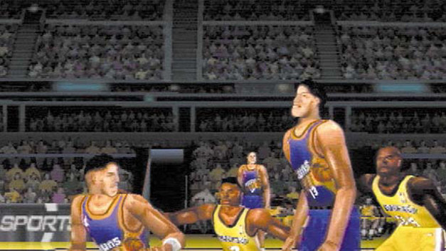 NBA ShootOut 2002 Screenshot 1