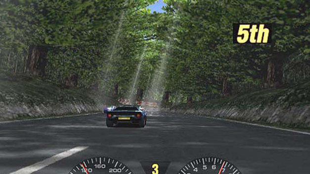 Gran Turismo® 3: A-spec Screenshot 4