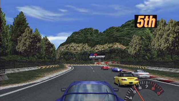 Gran Turismo® 3: A-spec Screenshot 7