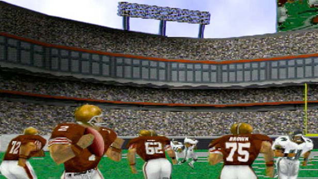 NFL GameDay™ 2001 Screenshot 1