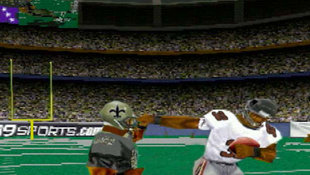 NFL GameDay™ 2001 Screenshot 3