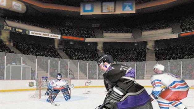NHL FaceOff™ 2001 Screenshot 1