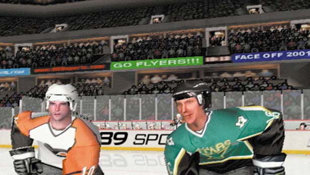 NHL FaceOff™ 2001 Screenshot 2