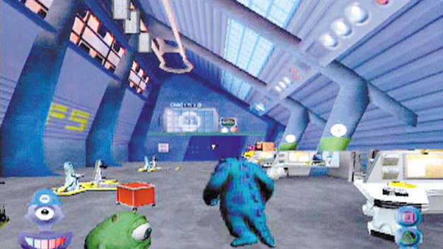 Disney/Pixar's Monsters, Inc.