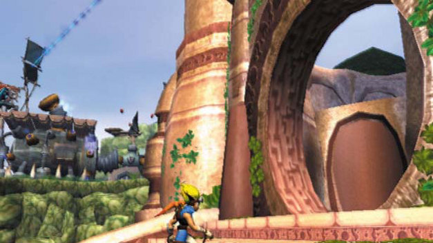 Jak And Daxter Overview World Map Ps2 Playstation 2 Ps3: Jak And Daxter: The Precursor Legacy® Game
