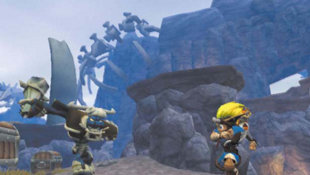 Jak and Daxter: The Precursor Legacy® Screenshot 2