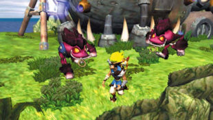 Jak and Daxter: The Precursor Legacy® Screenshot 3