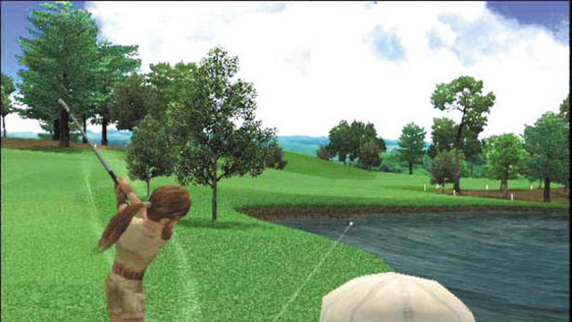 Hot Shots Golf® 3 Screenshot 1