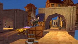 Disney's Treasure Planet Screenshot 2