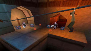 Disney's Treasure Planet Screenshot 3