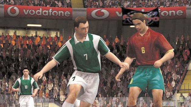 World Tour Soccer 2002 Screenshot 1