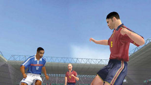 World Tour Soccer 2002 Screenshot 2