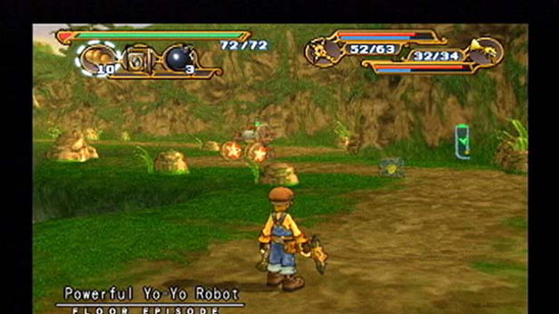 Dark Cloud®2 Screenshot 1
