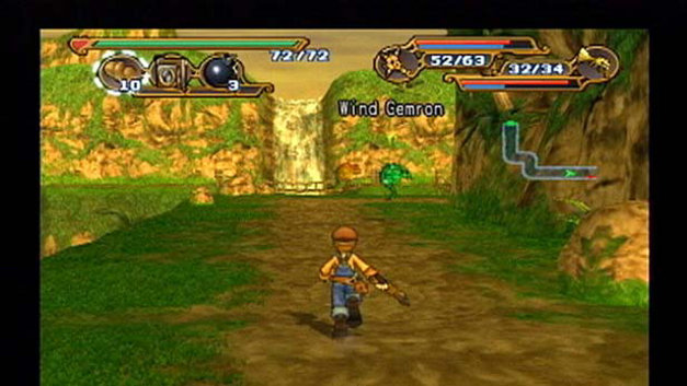 Dark Cloud®2 Screenshot 4
