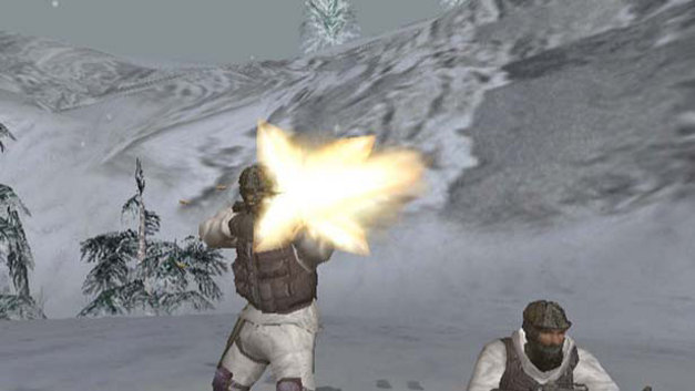 SOCOM: U.S. NAVY SEALs Screenshot 1