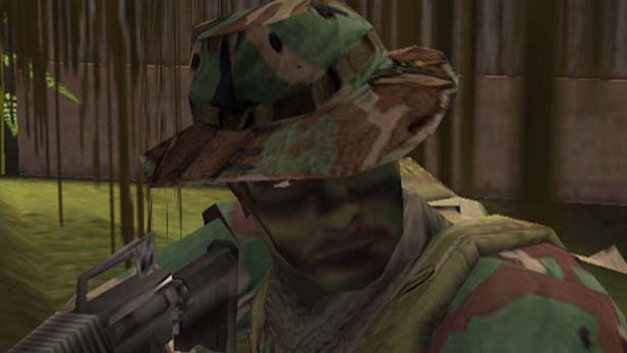 SOCOM: U.S. NAVY SEALs Screenshot 4