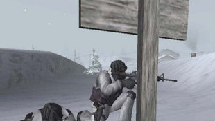 SOCOM: U.S. NAVY SEALs Screenshot 6