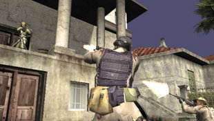 SOCOM II: U.S. Navy SEALs Screenshot 3