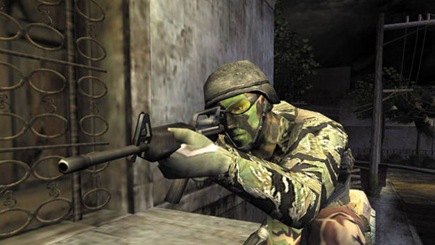 SOCOM II: U.S. Navy SEALs Screenshot 4