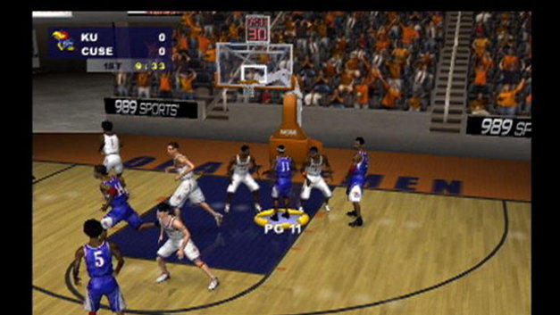 NCAA® Final Four® 2004 Screenshot 1