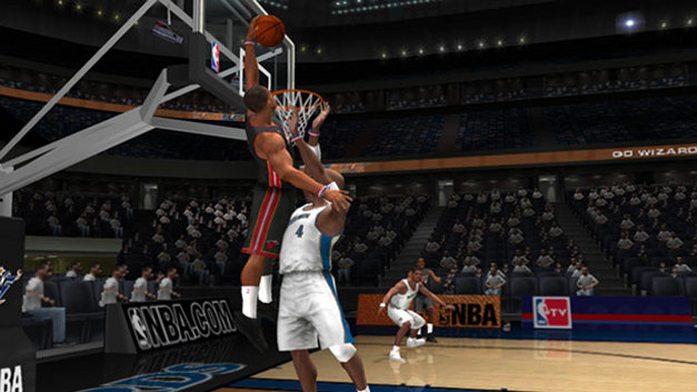 NBA '06 Screenshot 1