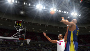 NBA '06 Screenshot 3