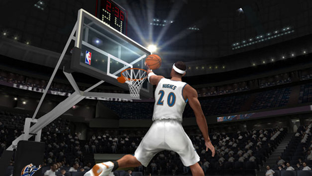 NBA '06 Screenshot 4