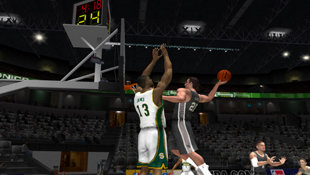 NBA '06 Screenshot 6