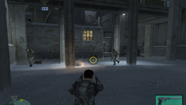 Syphon Filter®: Dark Mirror Screenshot 4
