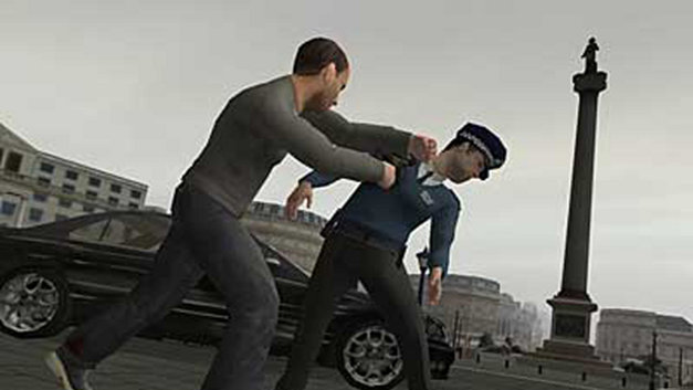 The Getaway: Black Monday Screenshot 1