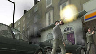 The Getaway: Black Monday Screenshot 3