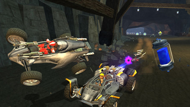 Jak X: Combat Racing™ Screenshot 1