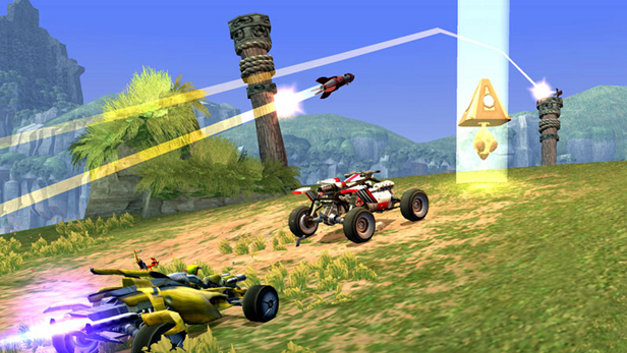 Jak X: Combat Racing™ Screenshot 4