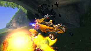 Jak X: Combat Racing™ Screenshot 5