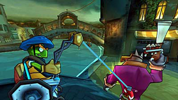 Sly 3: Honor Among Thieves™ Screenshot 1
