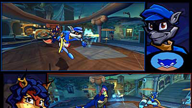 Sly 3: Honor Among Thieves™ Screenshot 4