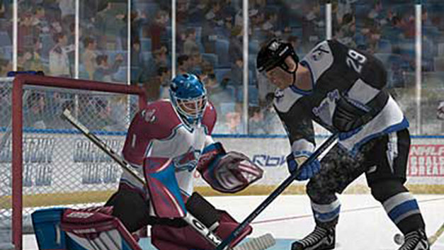 Gretzky™ NHL® '06 Screenshot 1